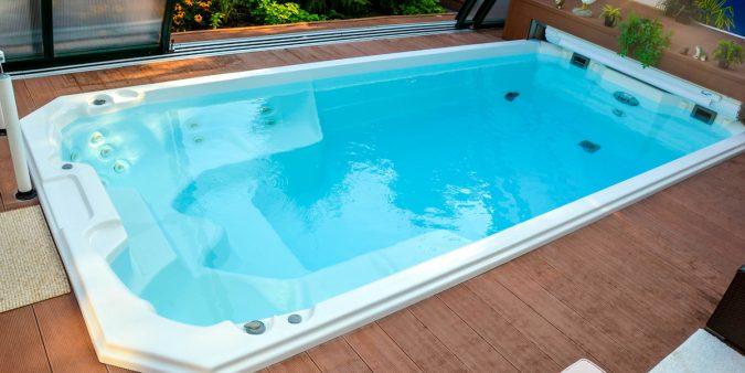 Pool Bora-Bora von Wallnerpool