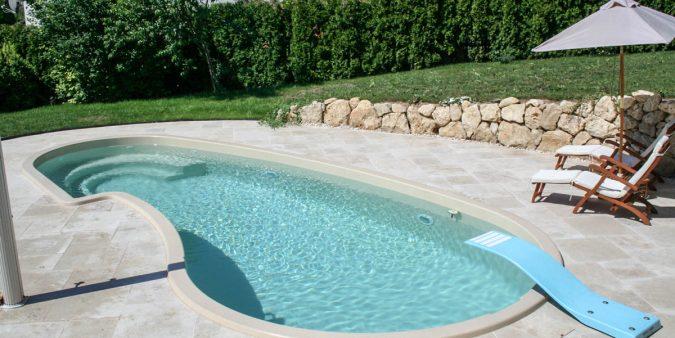 Pool Capri von Wallnerpool