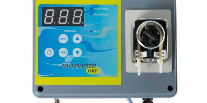 Dosieranlage Saltmaster, Wasseraufbereitung von Wallnerpool