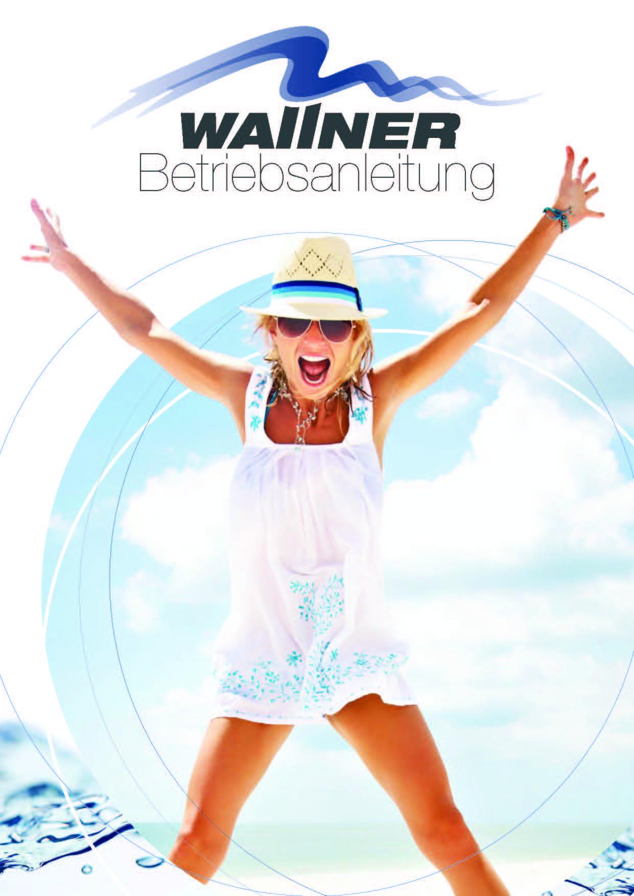 Wallner Pool Betriebsanleitung