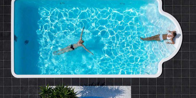 Pool Granada von Wallnerpool