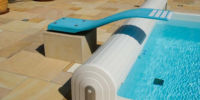 Thermo-Roll Abdeckung Wallnerpool